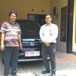 Foto Penyerahan Unit 1 Sales Mobil Dealer Honda Jogja Gatot