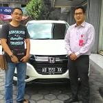 Foto Penyerahan Unit 2 Sales Mobil Dealer Honda Jogja Gatot