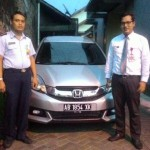 Foto Penyerahan Unit 3 Sales Mobil Dealer Honda Jogja Gatot