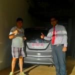 Foto Penyerahan Unit 5 Sales Mobil Dealer Honda Jogja Gatot