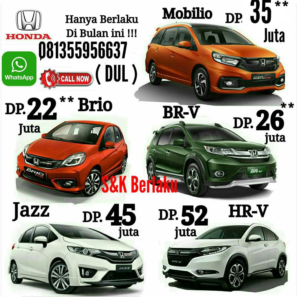 Promo Honda By Pak DUL