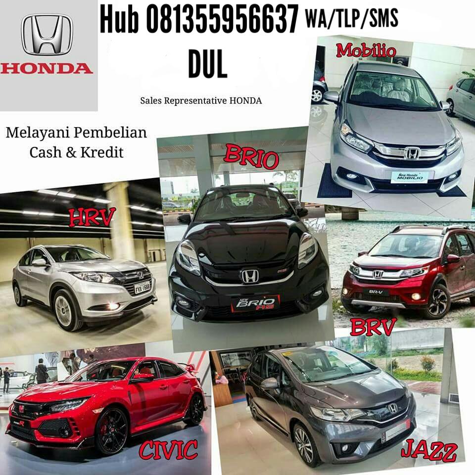 Promo Mobil Honda By Dul
