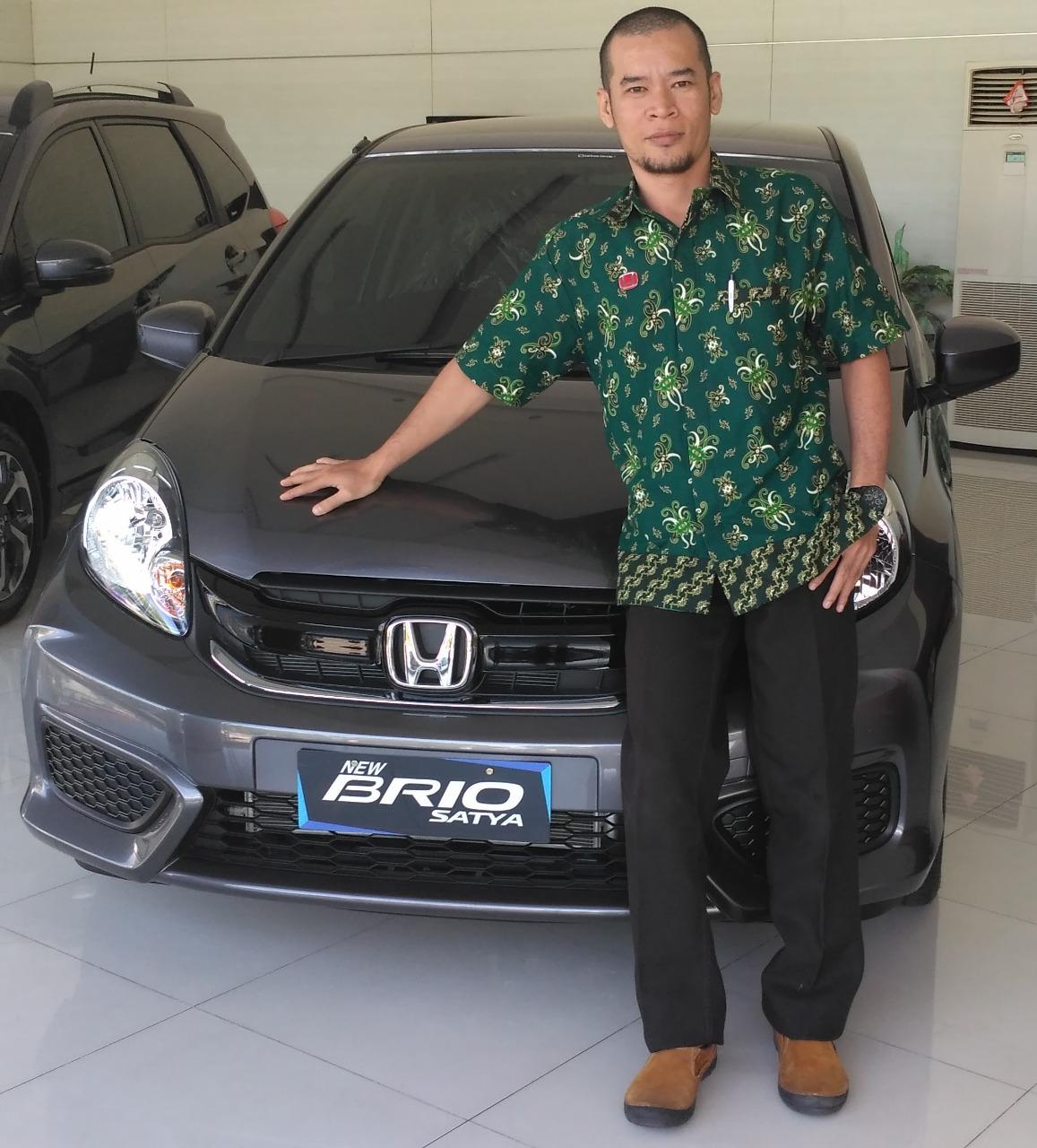 Sales Marketing Mobil Dealer Honda Okta