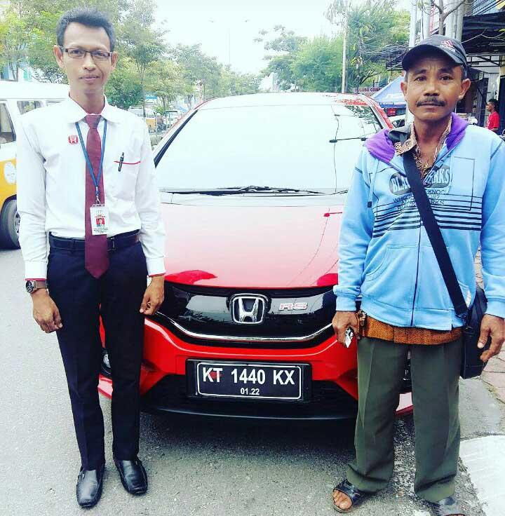 Sales Marketing Mobil Honda Balikpapan Novan