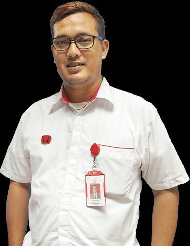 Sales Mobil Dealer Honda Jogja Gatot