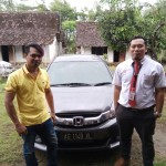 Foto Penyerahan Unit 11 Sales Marketing Mobil Dealer Honda Trenggalek Hendro