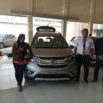 Foto Penyerahan Unit 9 Sales Marketing Mobil Dealer Honda Trenggalek Hendro