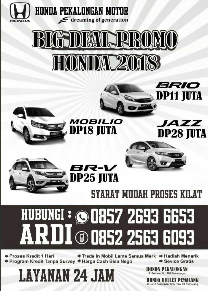 Sales Honda By Ardi
