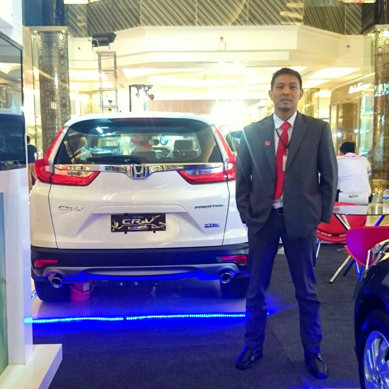 Sales Marketing Mobil Dealer Honda Aris