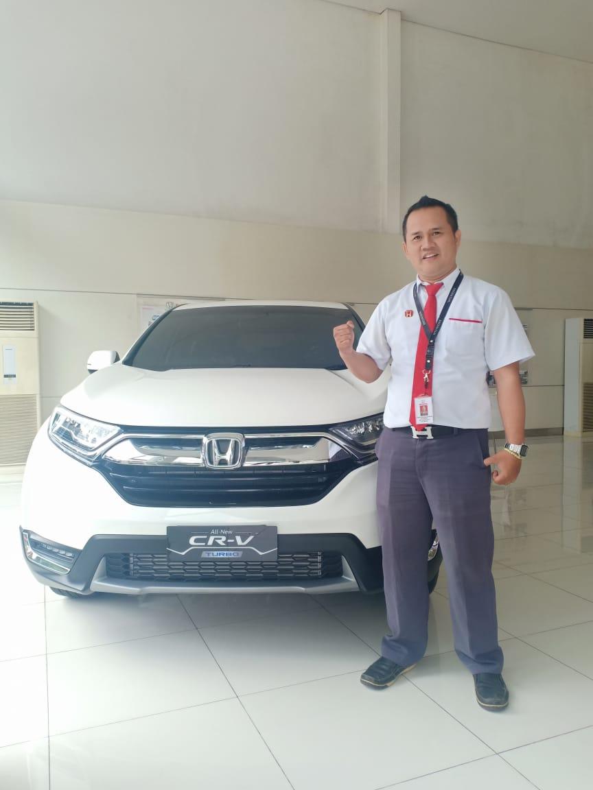 Sales Marketing Mobil Dealer Honda Ate