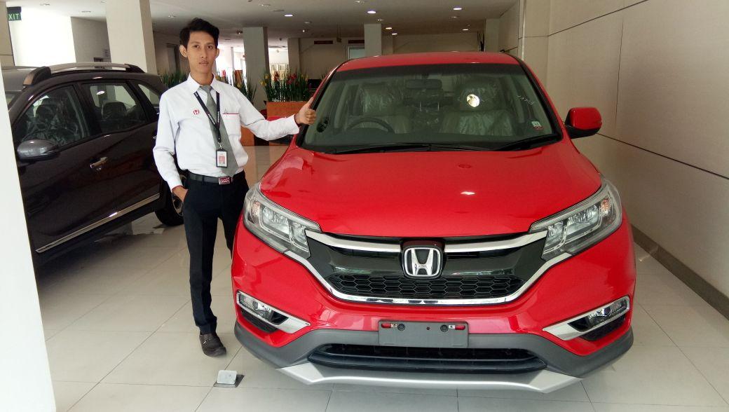 Sales Marketing Mobil Dealer Honda Jakarta Utara Eko