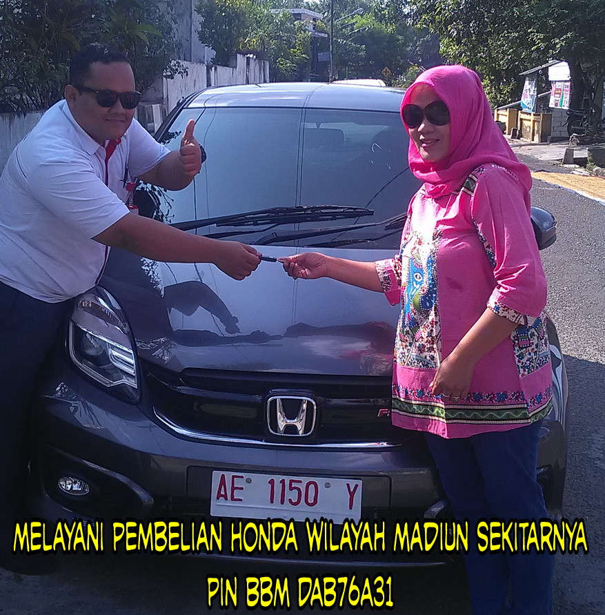 Sales Marketing Mobil Dealer Honda Madiun Agung