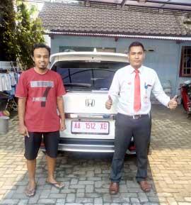 Sales Marketing Mobil Dealer Honda Roki