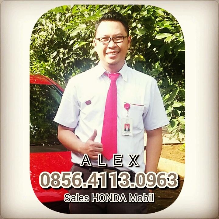 Sales Marketing Mobil Dealer Honda Salatiga Alex