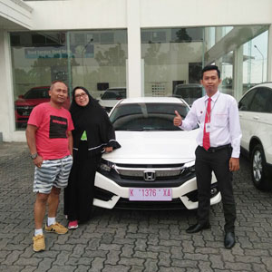 Sales Marketing Mobil Dealer Mobil Honda Pati Asif