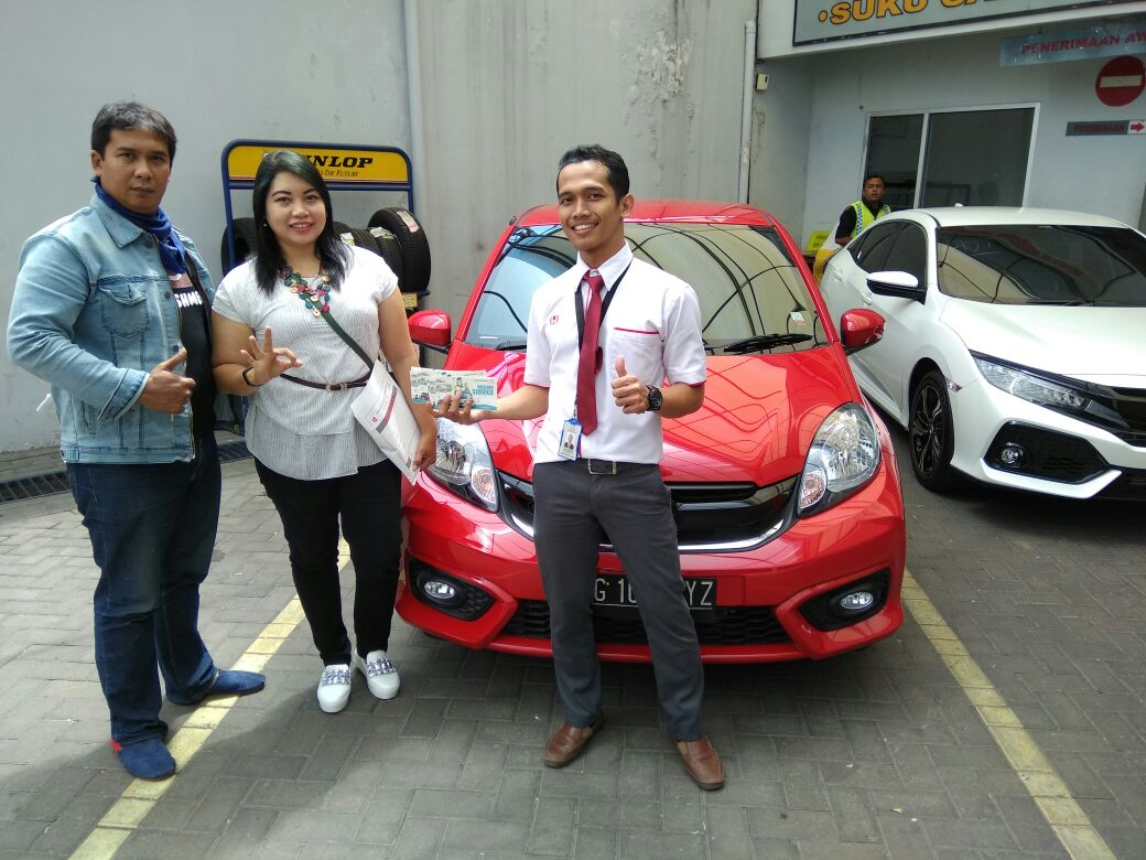 Sales Marketing Mobil Honda Andri