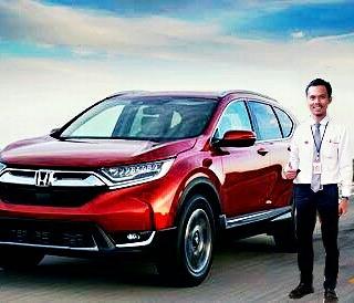 Sales Mobil Honda Sukabumi Ali