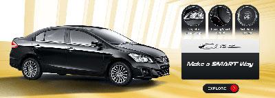 8. Suzuki Ciaz