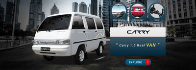9. Suzuki Carry 1.5
