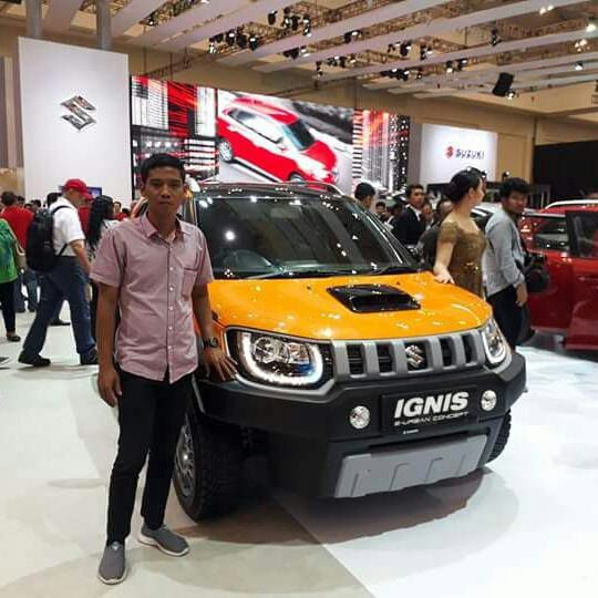 Sales Marketing Mobil Dealer Suzuki Balikpapan Idris