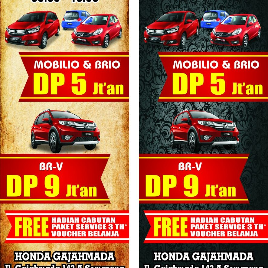 Promo Honda By Roy
