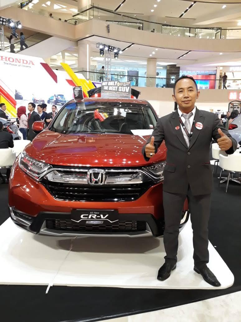 Sales Marketing Mobil Dealer Honda Octo