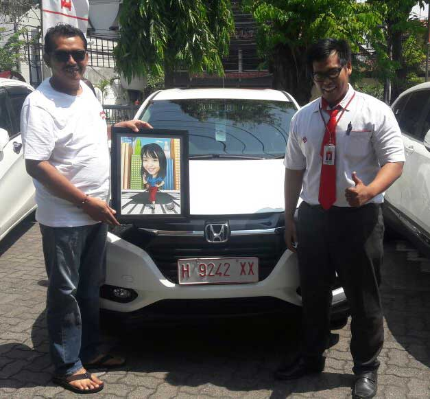 Sales Marketing Mobil Dealer Honda Ungaran Roy