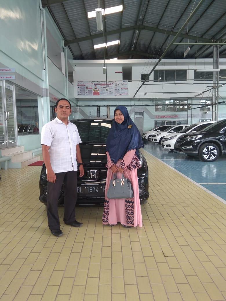 Sales Marketing Mobil Dealer Honda Asri Jamil