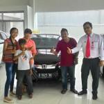 Foto Penyerahan Unit 7 Sales Mobil Dealer Honda Jogja Gatot