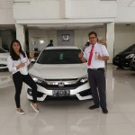 Foto Penyerahan Unit 9 Sales Mobil Dealer Honda Jogja Gatot