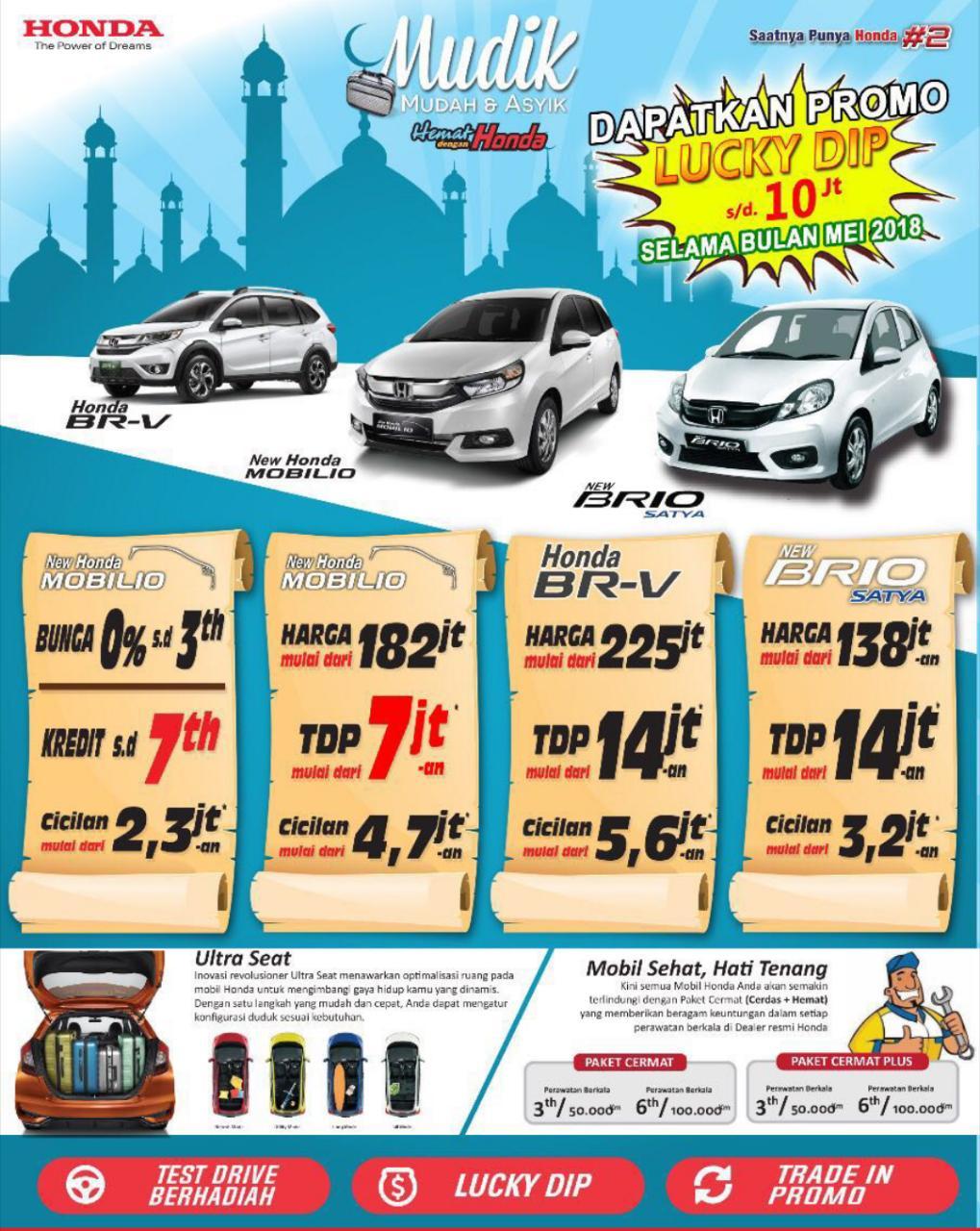 Promo Honda By Harisman