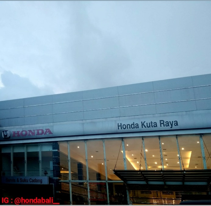 Sales Marketing Mobil Dealer Honda Ade