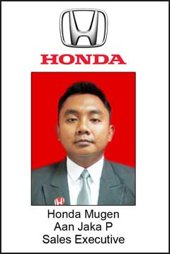 Sales Marketing Mobil Dealer Honda Depok Aan Mugen