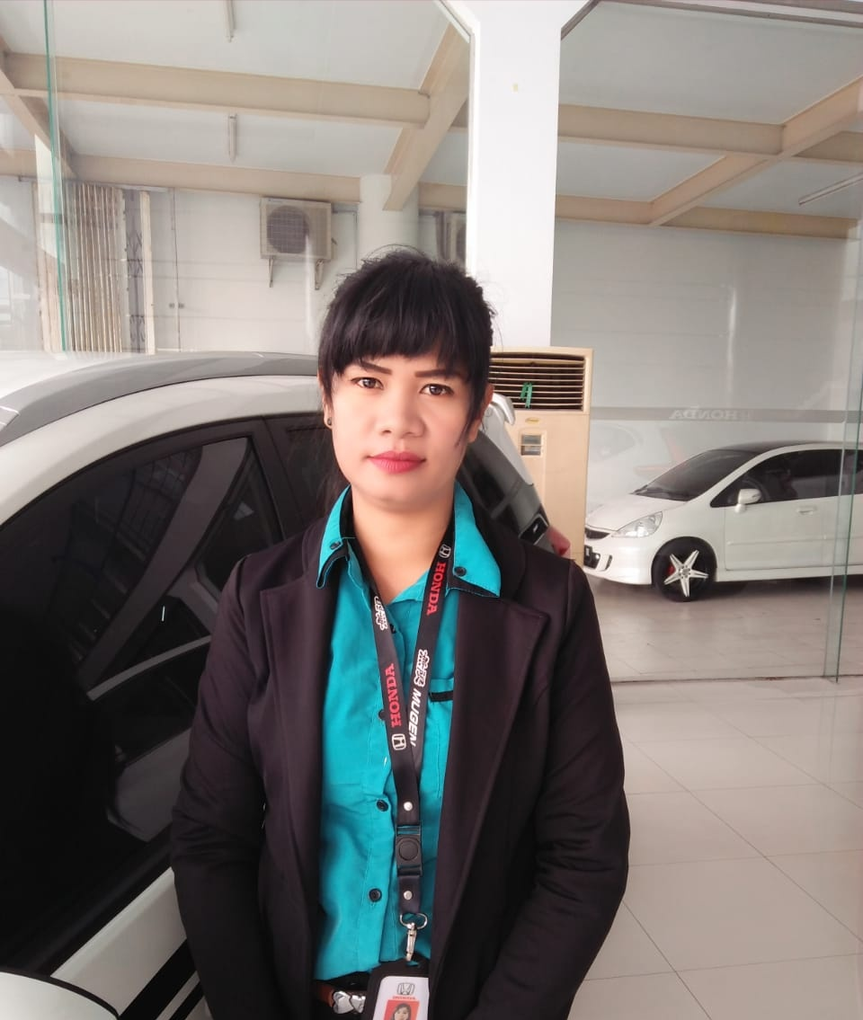 Sales Marketing Mobil Dealer Honda Enjelika