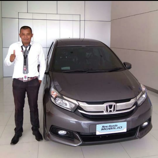 Sales Marketing Mobil Dealer Honda Prapto