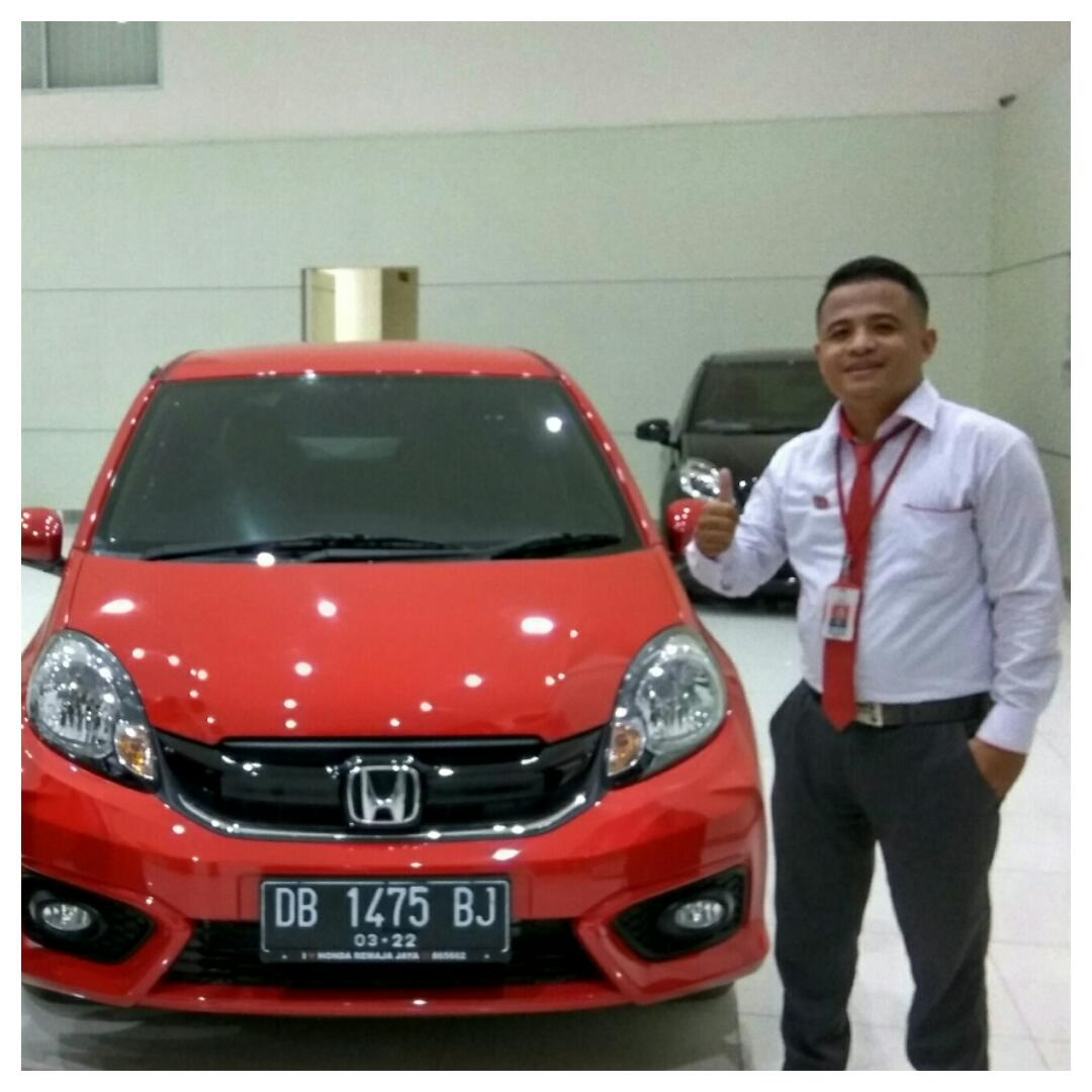 Sales Marketing Mobil Honda Ternate Dul