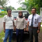 Foto Penyerahan Unit 2 Sales Marketing Mobil Dealer Honda Trenggalek Hendro