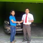 Foto Penyerahan Unit 7 Sales Marketing Mobil Dealer Honda Trenggalek Hendro