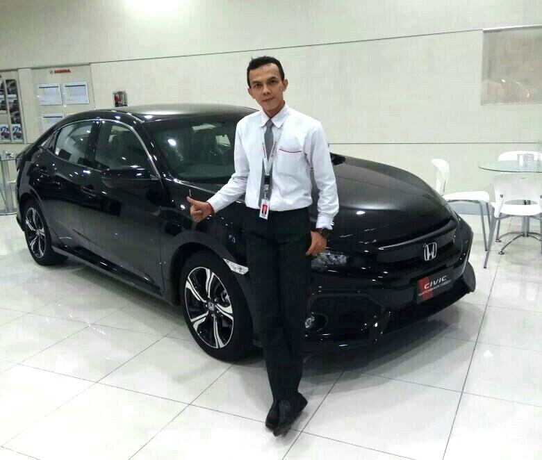 Sales Marketing Honda Jakarta Timur Yusup