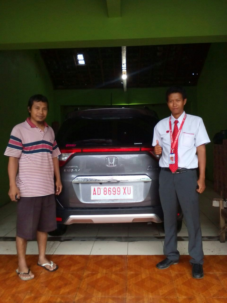 Sales Marketing Mobil Dealer Honda Febri