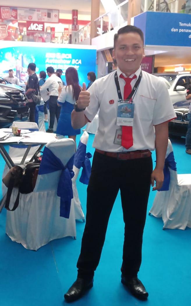 Sales Marketing Mobil Dealer Honda Hartono