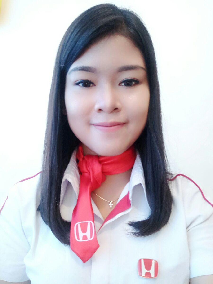 Sales Marketing Mobil Dealer Honda Jakarta Barat Ratna