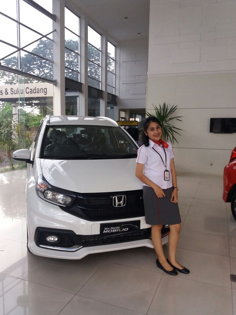 Sales Marketing Mobil Dealer Honda Lia