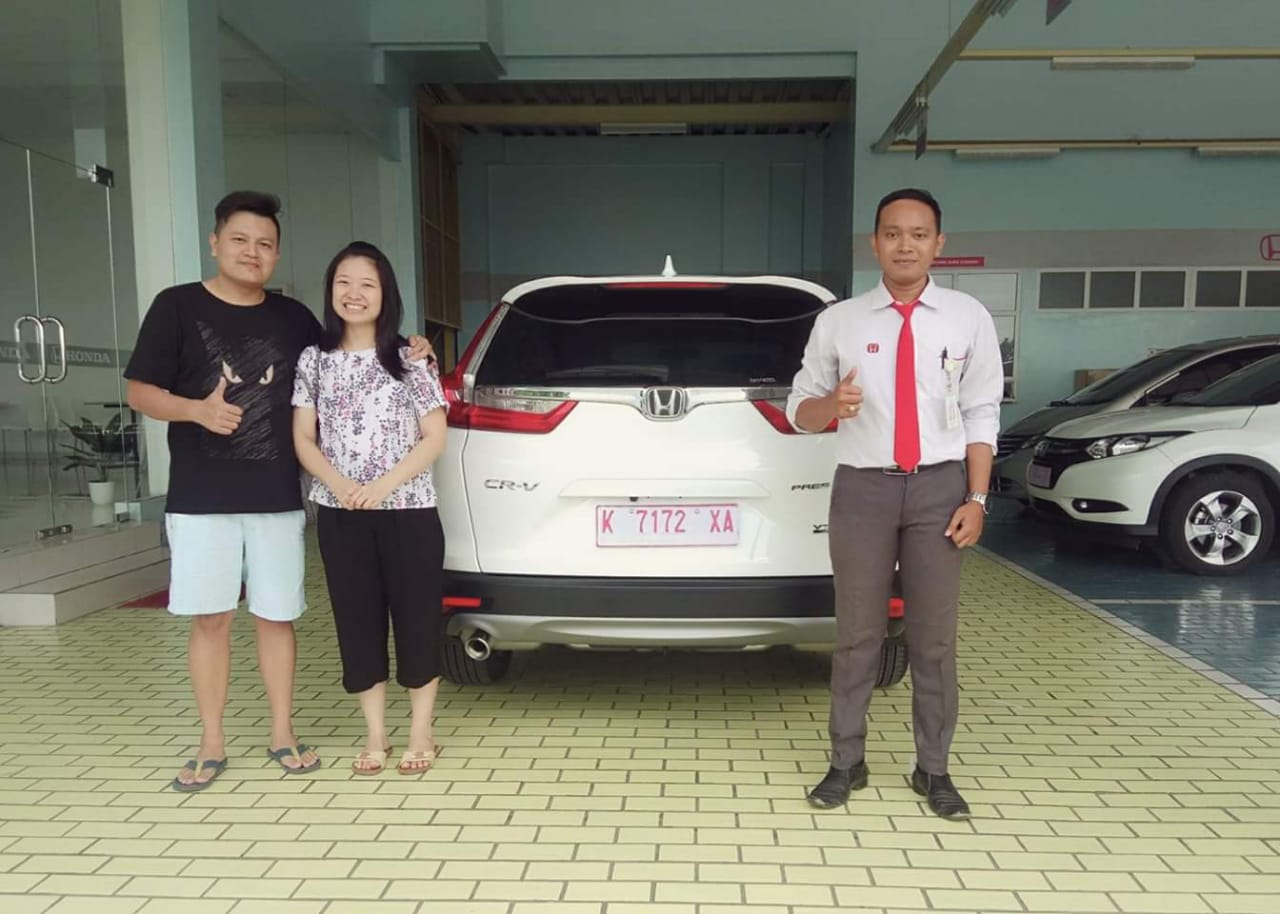 Sales Marketing Mobil Dealer Honda Nafi