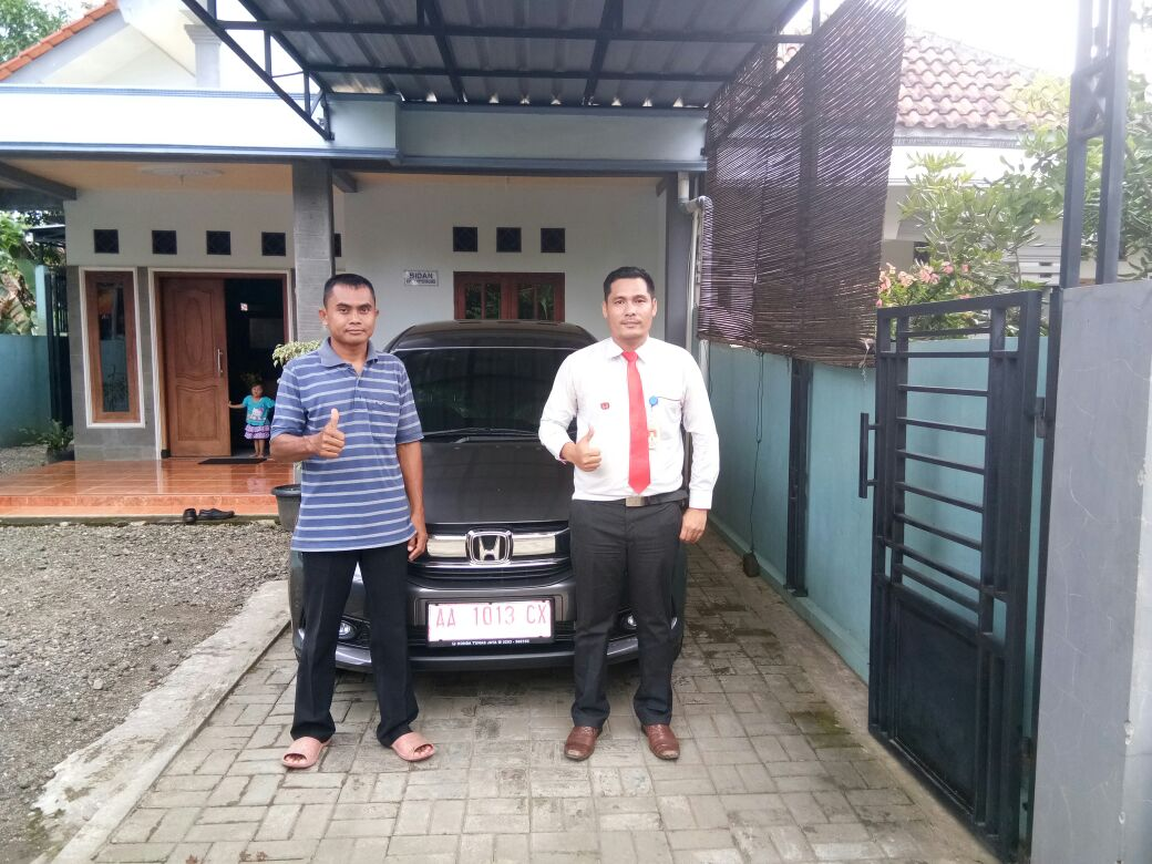 Sales Marketing Mobil Dealer Honda Roky