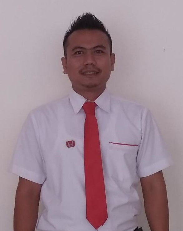 Sales Marketing Mobil Dealer Honda Roni