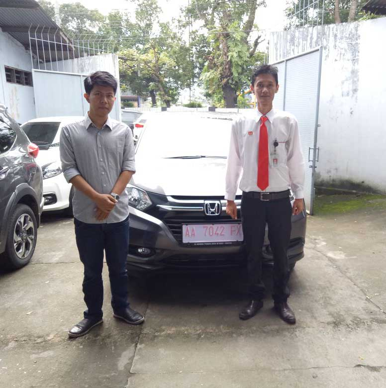 Sales Marketing Mobil Dealer Honda Zuli