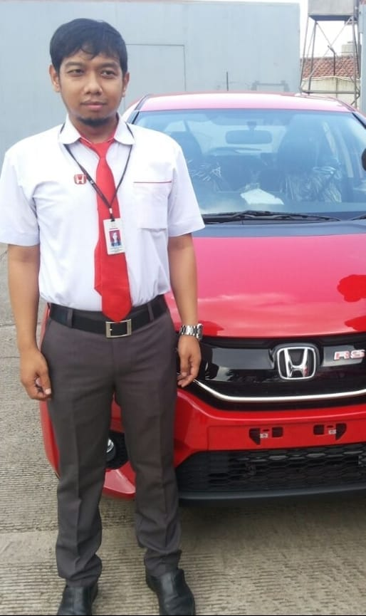 Sales Marketing Mobil Dealer Mobil Honda Anton
