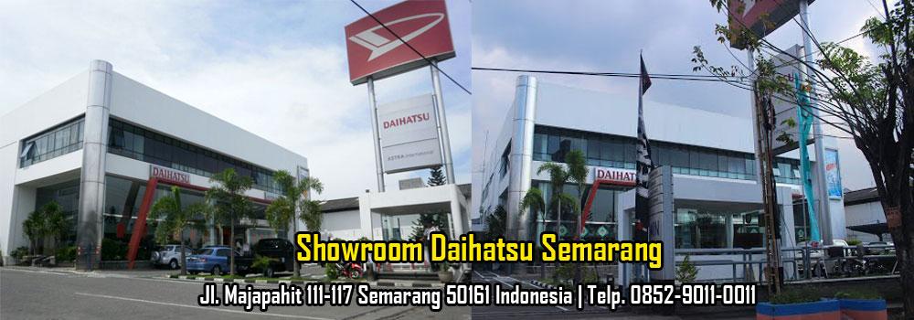 Showroom Daihatsu Semarang