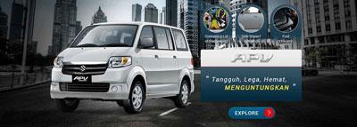 3. Suzuki APV